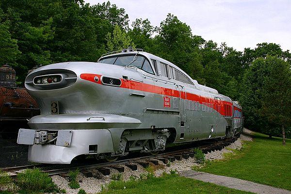 Aerotrain Gm