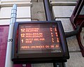 Affichage temps d'attente tramways Genève.JPG