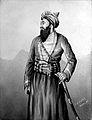 Afgan Emir Dost (dhost) Mohammad Wellcome L0025008.jpg