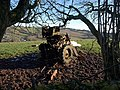 Agricultural Machinery near Gabwell - geograph.org.uk - 1159199.jpg