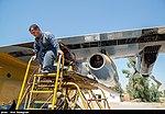 Aircraft maintenance in Iran020.jpg