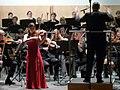 Airi Suzuki mit dem Jungen Sinfonieorchester Münster.JPG