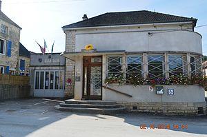 Aisey-sur-Seine - The Town Hall