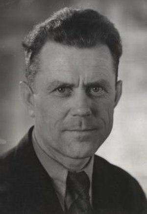 Danish Folketing election, 1932 - Image: Aksel Larsen c 1959