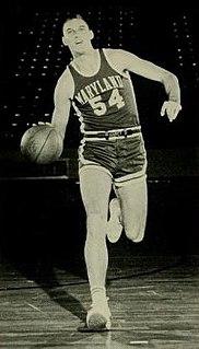 Al Bunge American basketball player
