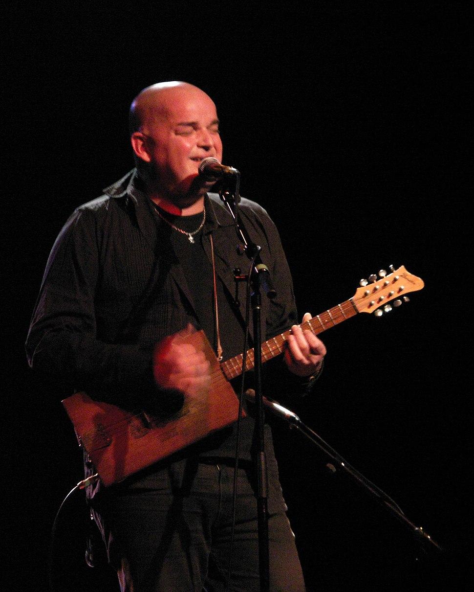 Alain Johannes in 2010 by SBeals