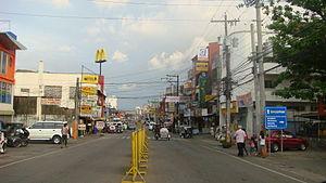 Alaminos, Pangasinan - Image: Alaminos 44bjf