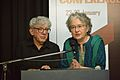 Alan Teller and Jerri Zbiral Presenting Movie - Valedictory Session - International Photographic Conference - PAD-BITM - Kolkata 2017-01-27 3377.JPG