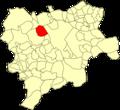 Albacete Barrax Mapa municipal.png
