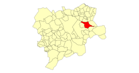 Albacete Higueruela Mapa municipal.png