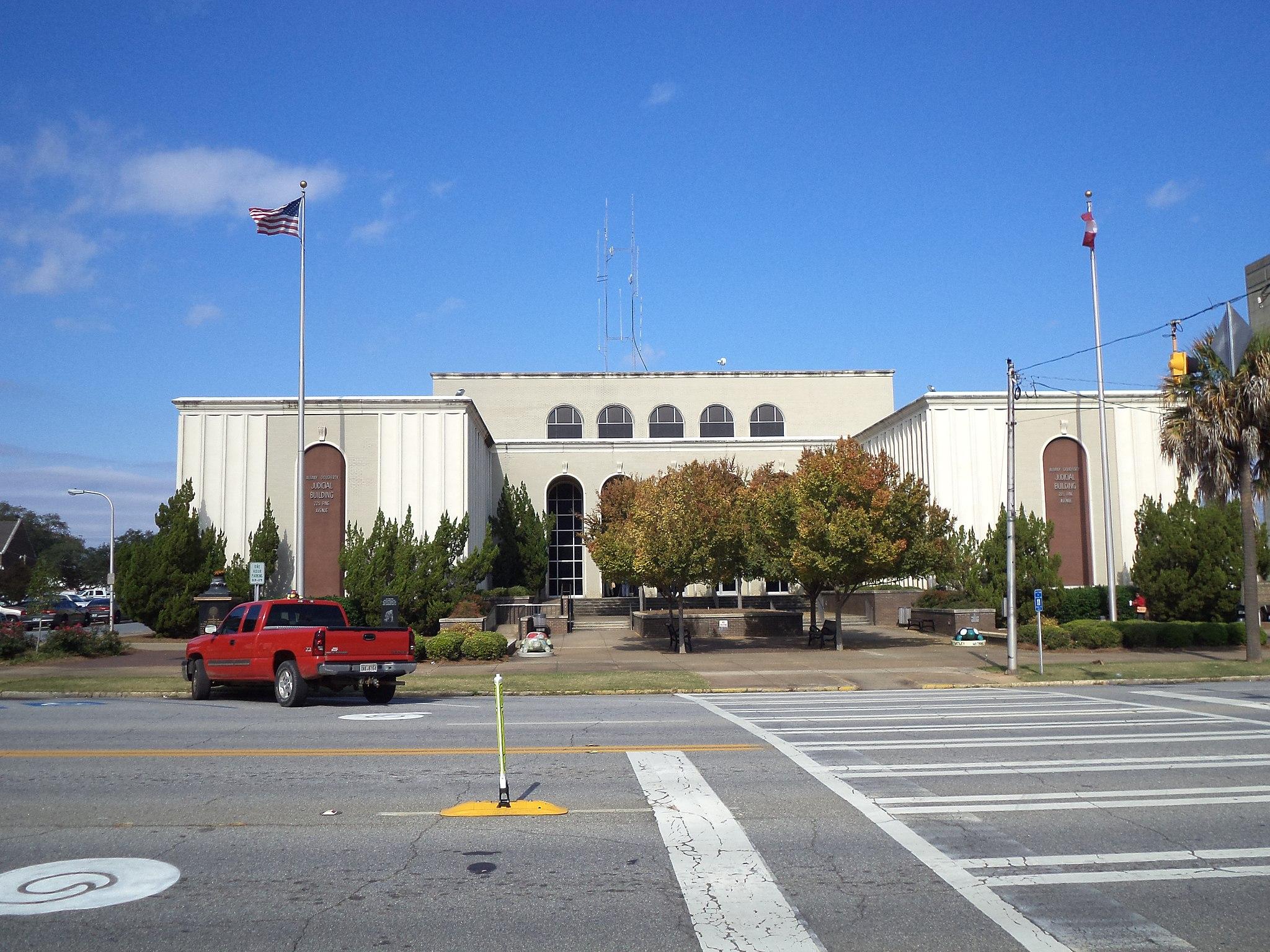 Albany Dougherty Judicial Building