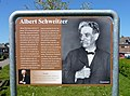 Albert Schweitzer, Nobelprijswinnaar.jpg
