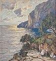 Albert Wenk - Capri 1917.jpg
