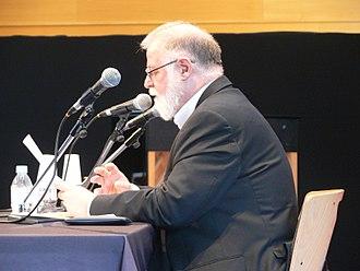 Alberto Manguel - Manguel in 2013