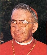 Albino Luciani, futur Jean-Paul Ier, en 1969.