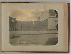 Album of Paris Crime Scenes - Attributed to Alphonse Bertillon. DP263771.jpg