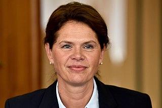 Alenka Bratušek Slovenian politician