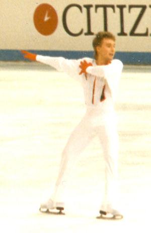 Alexandre Fadeev - Fadeev at the 1989 World Championships.