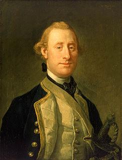 Alexander Schomberg British Royal Navy officer