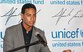 Alfredo L. Escalera at UNICEF's Event.jpg