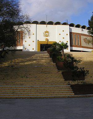 Plaza de toros de Las Palomas - Plaza las Palomas