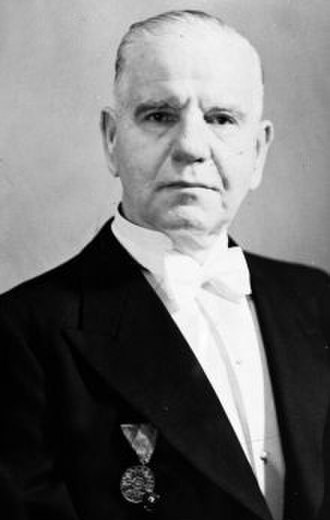 Ali Fuat Cebesoy - Ali Fuat Cebesoy in the 1940s