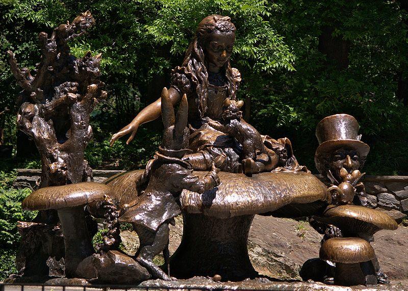 File:Alice in Wonderland sculpture in Central Park.jpg
