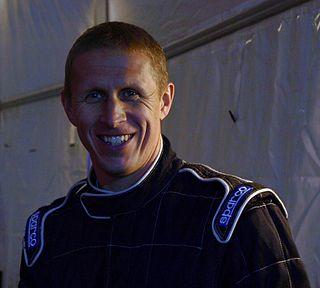 Alister McRae Scottish rally driver