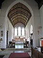 All Saints, Ulcombe, Kent - East end - geograph.org.uk - 328366.jpg
