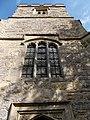 All Saints Church, Middle Claydon, Bucks, England - tower west window.jpg