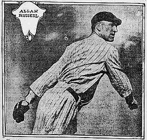 Allen Russell - Image: Allan russell newspaper