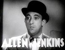 Allen Jenkins in Havana Widows trailer.jpg