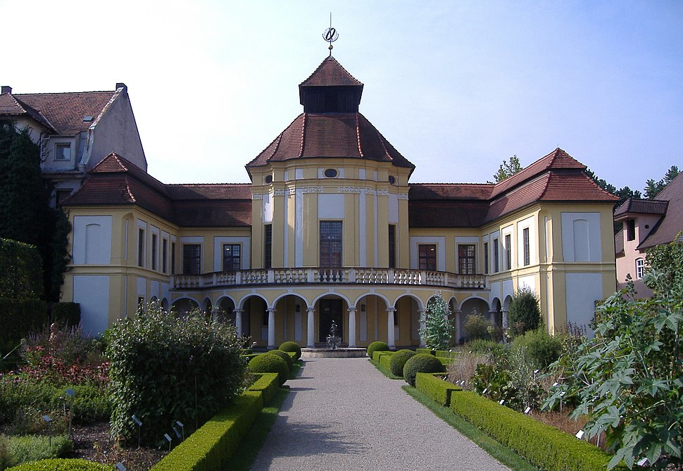 Alte Anatomie Ingolstadt