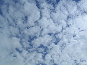 Altocumulus clouds - 2004.jpg