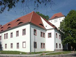 Slottet i Altranstädt.