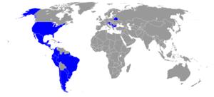 América Móvil - América Móvil in the World