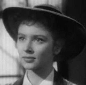 Stars in My Crown (film) - Amanda Blake in the trailer