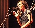 Amanda Sudano of JOHNNYSWIM. (8952926129).jpg