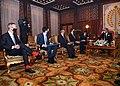 American-Israeli delegation visit to Morocco, December 2020 4252P (50749224437).jpg