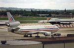American Airlines McDonnell Douglas DC-10 (25857644486).jpg