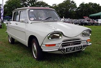 Citroën Ami - Citroën Ami 6