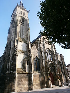 Image illustrative de l'article Église Saint-Germain-l'Écossais d'Amiens