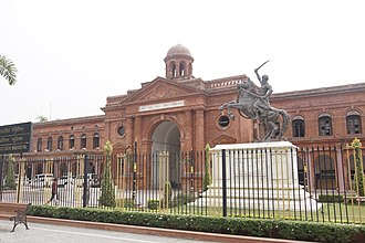 Town Hall of Amritsar is the world's only partition museum Amritsar 9124.jpg