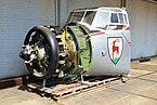 An-2 Antonov radial engine + aircraft nose section.jpg