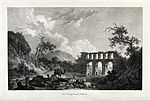 An aqueduct near Ephesus. Engraving by J. Mathieu after J.R. Wellcome V0020182.jpg