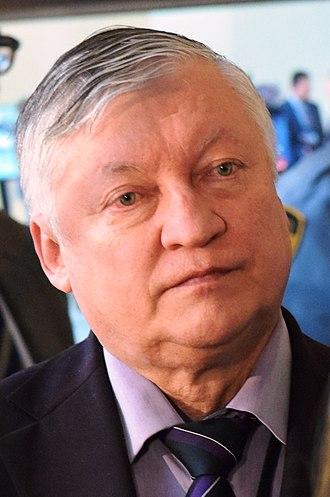 Anatoly Karpov - Anatoly Karpov, 2017