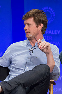 Anders Holm at the 2015 PaleyFest