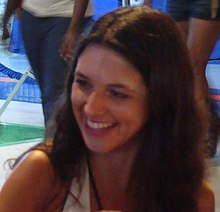 Andrea Gabriel @ LOST Auction 02 (cropped to face).jpg