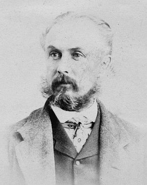 Andrew Allan (shipowner) - Image: Andrew Allan (1822 1901) of Montreal