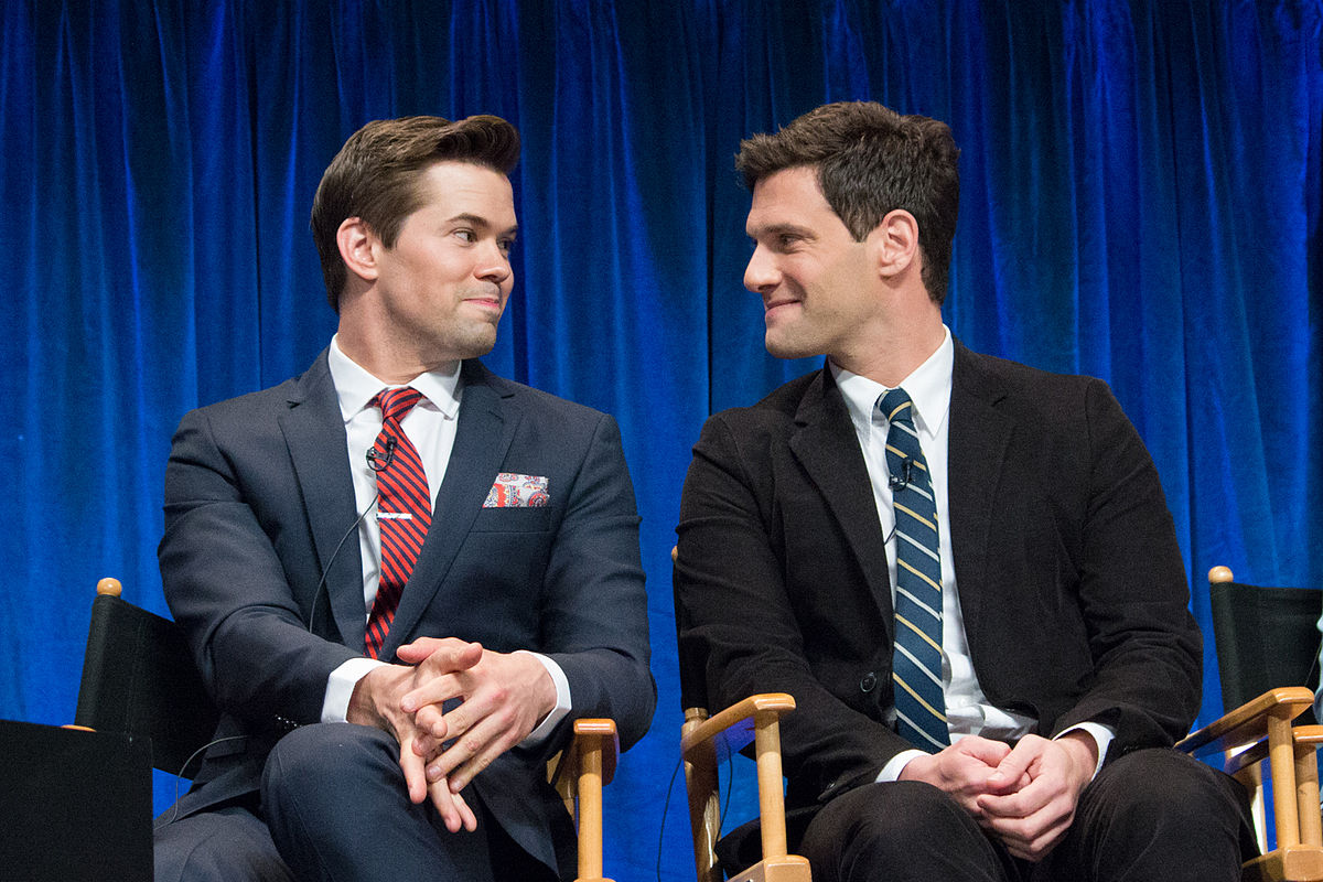 Andrew Rannells The New Normal The New Normal ...